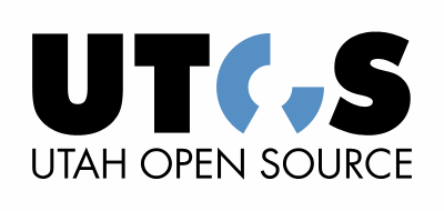 An official UTOS logo using the symbol we'd been using for years