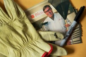 Tom Dickson's Lucky Gloves
