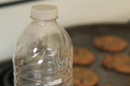 Evaporation in action! And cookies.