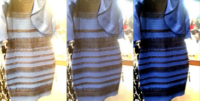 that dress color corrected