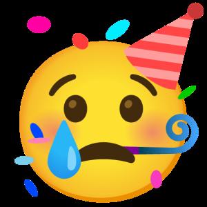 Sad Party Face