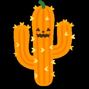 Jack-o'-lantern cactus!